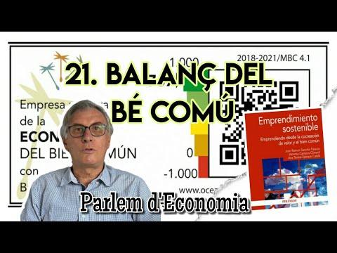 21 - El Balance del Bien Común[;;;][;;;]