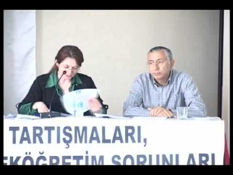 Anayasa Tartışmaları, Eğitim, Yükseköğretim Sorunları ve Çözüm Önerileri Çalıştayı (3) - 06.04.2012