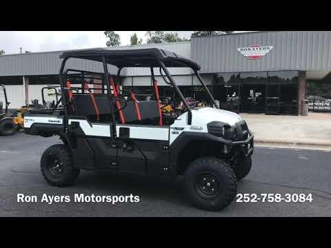 2021 Kawasaki Mule PRO-DXT EPS Diesel FE in Greenville, North Carolina - Video 1