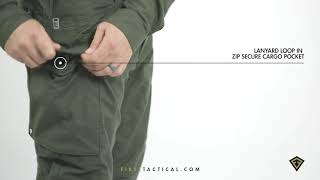 First Tactical...
