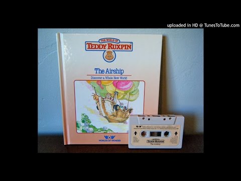 Teddy Ruxpin - Book 01 - The Airship