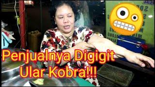 Download Video Hati2 Sate Daging kobra!! Wajib tonton sebelum coba. Street Food Jakarta, Mangga Besar. ~Hara Hetta~ MP3 3GP MP4
