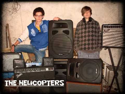 The Helicopters DJs - The Helicopters - Kicked [Official music video]