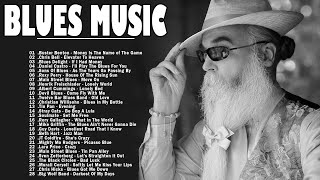Relaxing Blues Music  Greatest Blues Rock Songs Of All Time  Slow Blues  Blues Rock Ballads Music