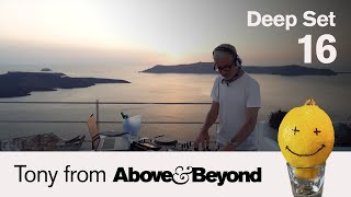 Tony McGuinness - Live @ Santorini, Greece x Deep Set #16 2020