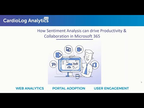 How Sentiment Analysis can drive Productivity and Collaboration in Microsoft 365