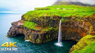 Video 4K (Ultra HD) Splendidi paesaggi naturali con musica rilassante   Dormire, studiare, lavorare, meditare