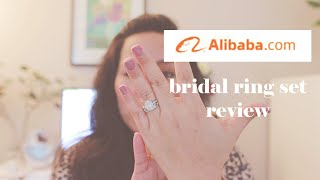 I Bought A Bridal Ring Set From Alibaba