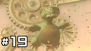 Banjo Kazooie: Nuts & Bolts - All the parts and what they do