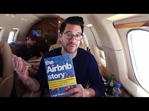 Turn A Mess Into A 30-Billion-Dollar Business: The Airbnb Story (2-Min Book Review, With Tai Lopez)