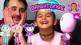 BRIGHTLINGS INTERAKTIVE PUPPE |  Rockstar Baby | CuteBabyMiley