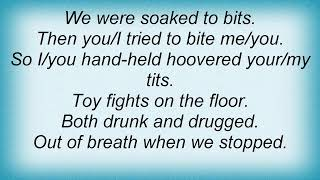 Arab Strap - Toy Flights Lyrics