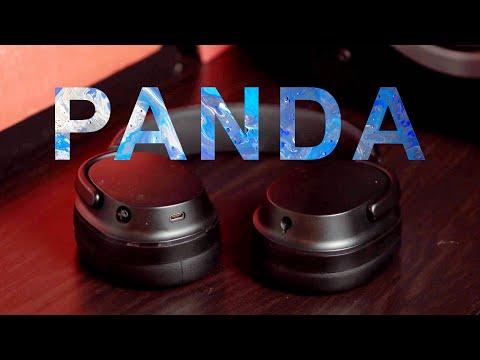 Drop x THX Panda Headphones-GadgetAny