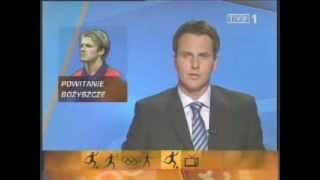 TVP1-Wiadomości sportowe z 1 lipca 2003
