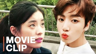 This is how BTS Jungkook wants to kiss | Clip from 'Love 911' | AsianCrush