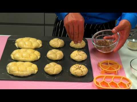 Форма за оформяне за хлебчета Tescoma Delicia