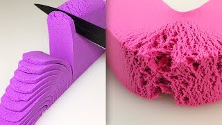 Very Satisfying and Relaxing Compilation 94 Kinetic Sand ASMR