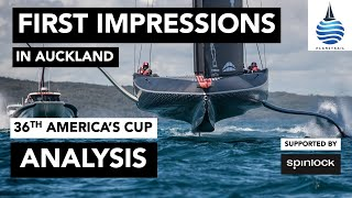 America's Cup Touchdown Auckland