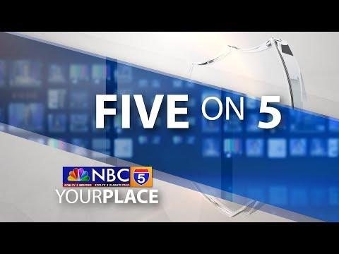 Five on 5 - Jerry Hauck - Oregon Alzheimer's Association