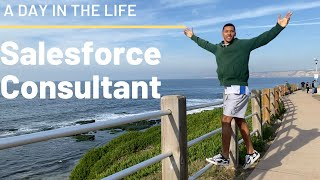 Salesforce Consultant | A Day in the life