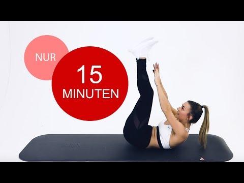 Extremer Fettburner: Mit diesem 15-Minuten HIIT-Workout purzeln bis zu 3 Kilo pro Woche 💪