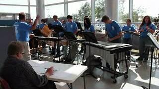 Peaster High School Percussion Ensemble 2012 TX State Solo/Ensemble Contest