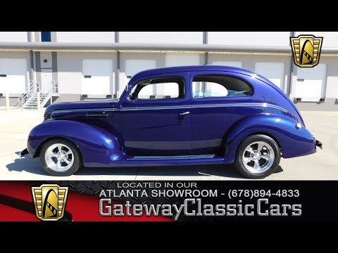 Video of Classic 1939 Ford Standard - $35,595.00 Offered by Gateway Classic Cars - Atlanta - M8OU