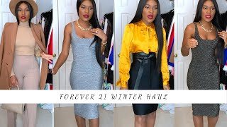 FOREVER 21 FALL/WINTER HOLIDAY HAUL