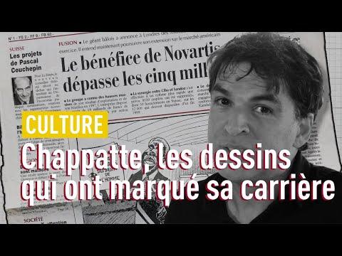 Vidéo de Patrick Chappatte