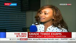 The Big Story: Grade Three Exams