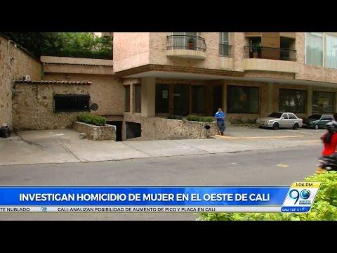 Investigan asesinato de mujer que se movilizaba en carro blindado por el oeste de Cali
