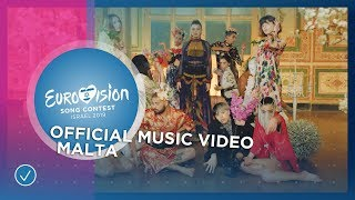 Michela   Chameleon   Malta 🇲🇹   Official Music Video   Eurovision 2019