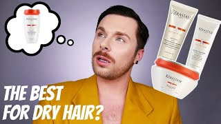 Kerastase Nutritive Range Full Review | The Best Kerastase Products for Dry and Damaged hair |