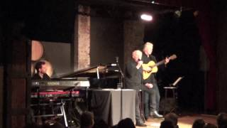 Art Garfunkel @The City Winery, NYC 4/22/17 April She Will Come