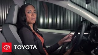 2013 RAV4 How-To: Steering Wheel Controls | Toyota
