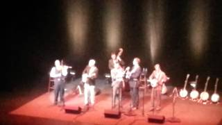 Steve Martin and the Steep Canyon Rangers -- Auden's Train