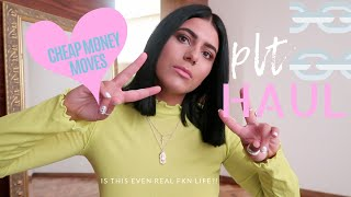 FIRST VLOG OF 2019... Pretty Little Thing Clothing Haul