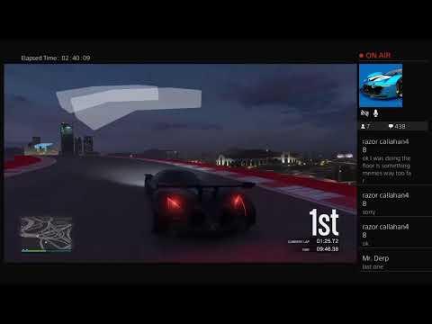 N4S Racing Series Practice