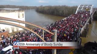 55th Anniversary of Bloody Sunday in Selma
