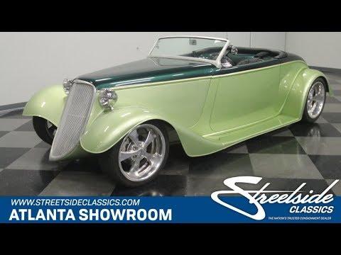 Video of '33 Roadster - NRD9
