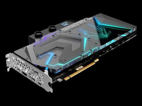 Анонсирована видеокарта ZOTAC GAMING GeForce RTX 2080 Ti ArcticStorm