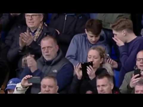 Frank Lampard farewell speech to Chelsea fans v Swansea 2017 HD
