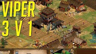 TheViper Going 3v1