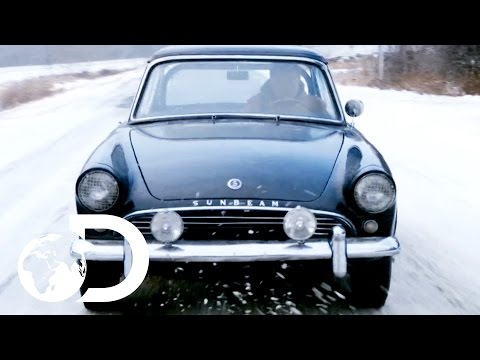 Download Mike Brewer Tracks Down the First Ever Bond Car, A 1963 Sunbeam Alpine | Wheeler Dealers HD Mp4 3GP Video and MP3