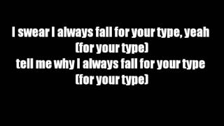 Fall For Your Type   Jamie Foxx Ft. Drake (Lyrics On Screen]