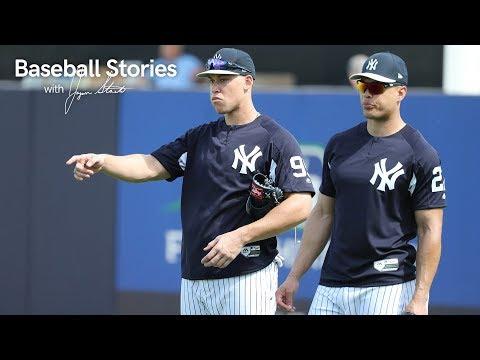 Giancarlo Stanton: Aaron Judge 'Definitely Further Along Than I Was' | Baseball Stories