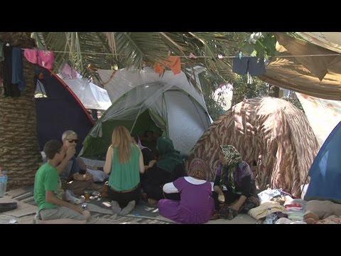 Δράσεις για την βοήθεια των προσφύγων που βρίσκονται στο Πεδίο του Αρεως