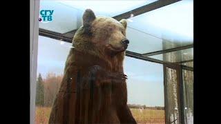 Музей охоты и рыбалки в москве
