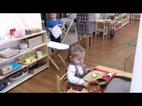 Sunrise Montessori school_3-6 class