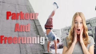 Parkour and FreeRunning in Morocco | Mohamed Loukid | 2017